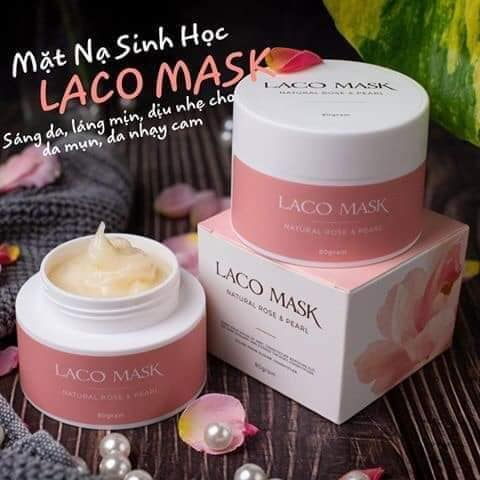Laco Mask - Nature Rose & Peal